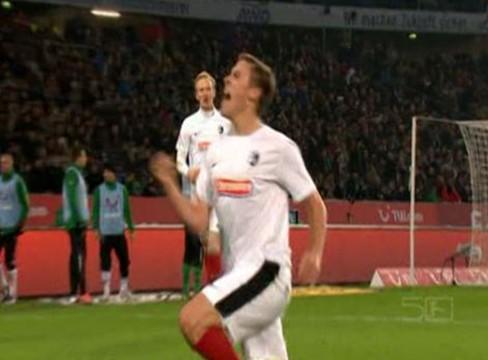 Hannover 1-2 Freiburg