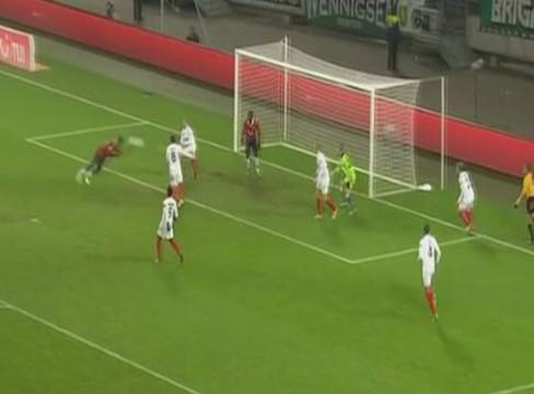 Hannover 3-2 Helsingborg