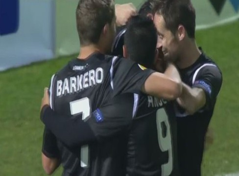 Helsingborg 1-3 Levante