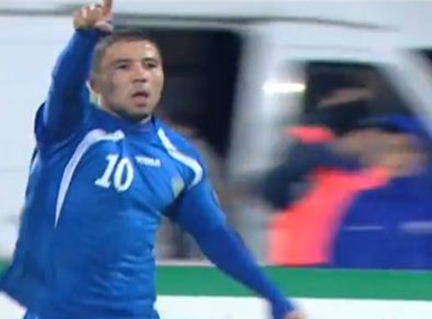 Iran 0-1 Uzbekistan
