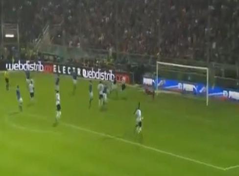 Italy 1-2 France