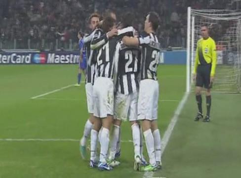 Juventus 3-0 Chelsea