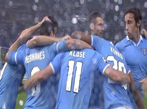 Lazio 3-2 AS Roma