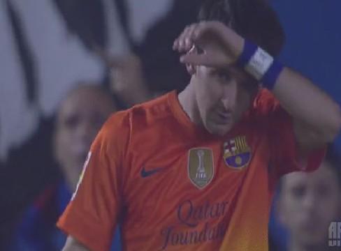 Levante 0-4 Barcelona