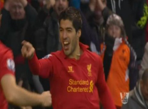 Liverpool 3-0 Wigan Athletic