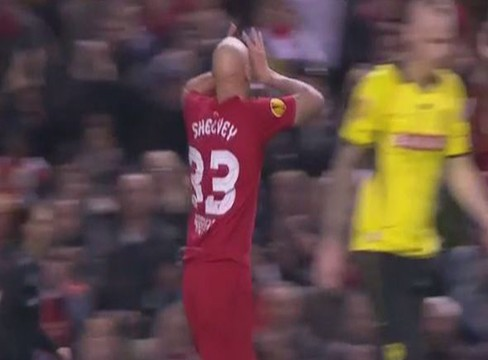 Liverpool 2-2 Young Boys