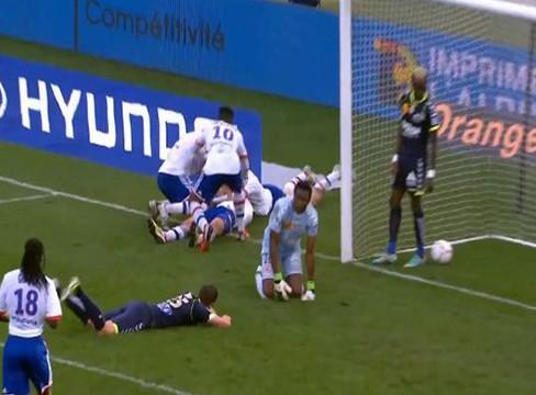 Lyon 3-0 Reims