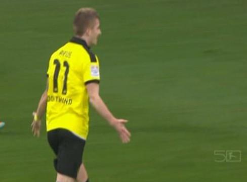 Mainz 1-2 Borussia Dortmund