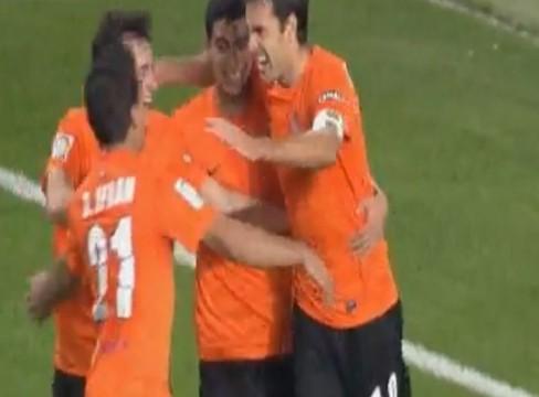 Malaga 1-2 Real Sociedad