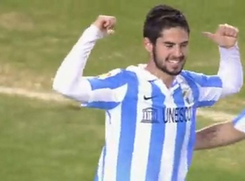 Malaga 4-0 Valencia
