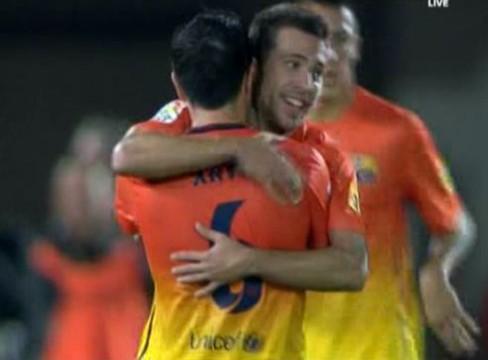Mallorca 2-4 Barcelona