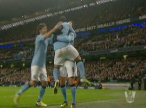 Manchester City 5-0 Aston Villa