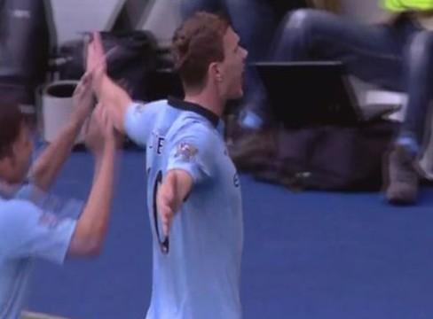 Manchester City 2-1 Tottenham Hotspur