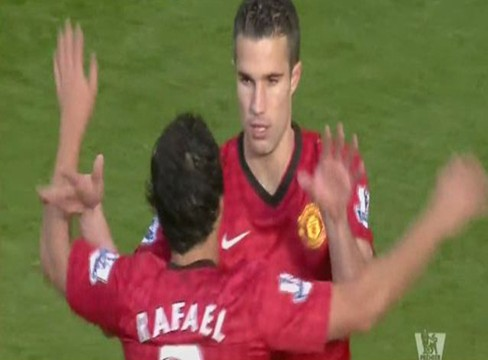 Manchester United 2-1 Arsenal