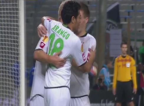 Marseille 2-2 Borussia Monchengladbach