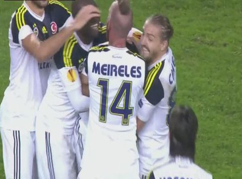 Marseille 0-1 Fenerbahce