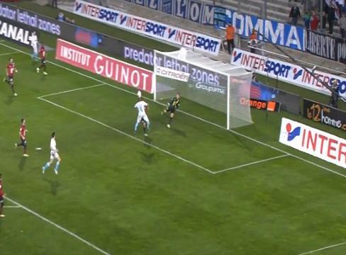 Marseille 1-0 Lille