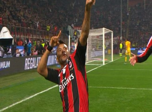 AC Milan 1-0 Juventus