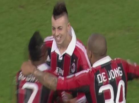 Napoli 2-2 AC Milan