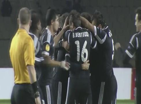 Neftchi Baku 1-1 Partizan Beograd