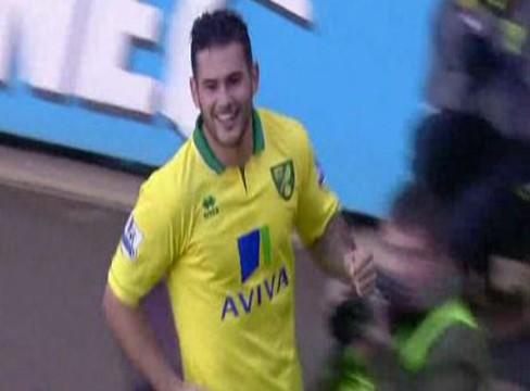 Norwich City 1-0 Stoke City