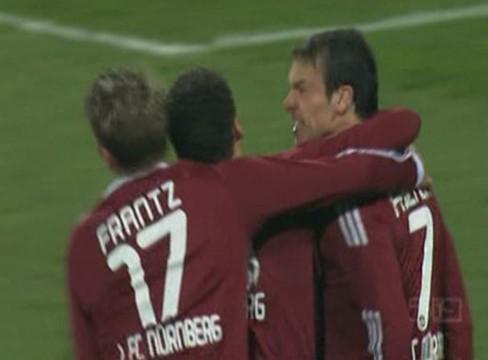 Nurnberg 1-1 Bayern Munich