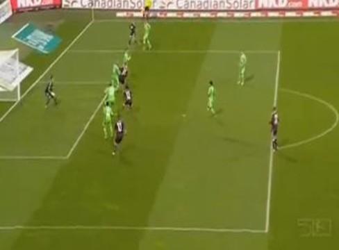 Nurnberg 1-0 Wolfsburg