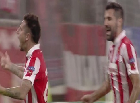 Olympiacos 3-1 Montpellier