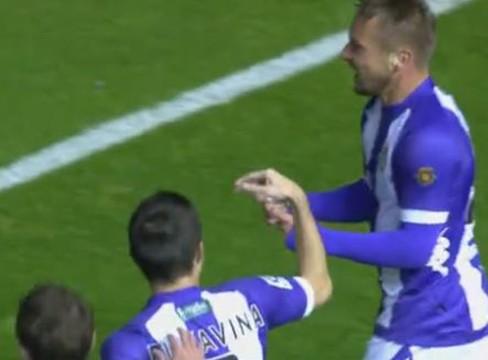 Osasuna 0-1 Valladolid