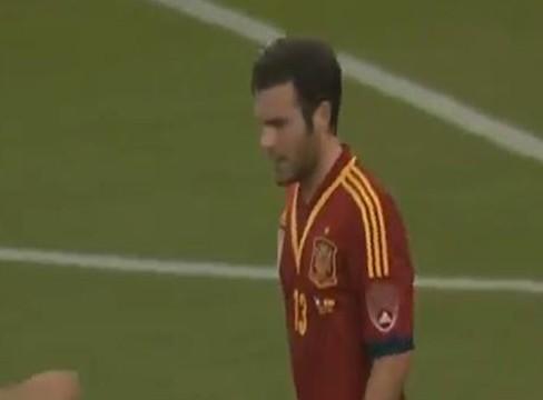 Panama 1-5 Spain