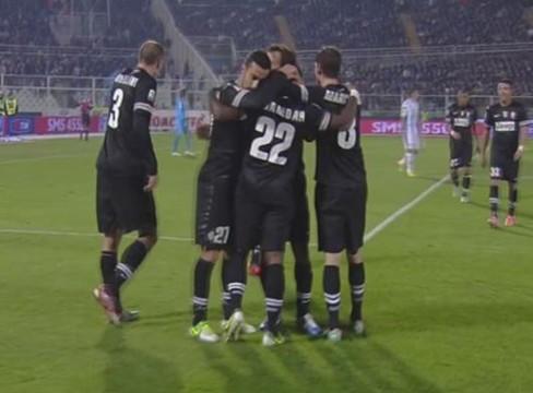 Pescara 1-6 Juventus