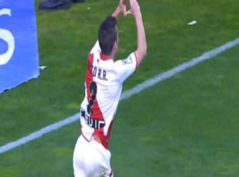 Rayo Vallecano 3-2 Celta Vigo