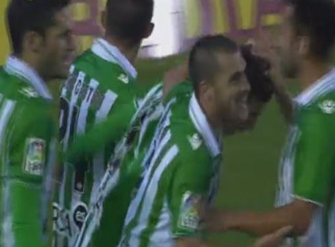 Real Betis 3-0 Valladolid