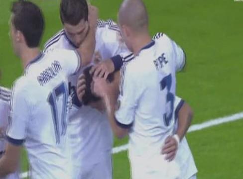 Real Madrid 4-0 Real Zaragoza