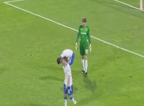 Real Zaragoza 1-0 Granada
