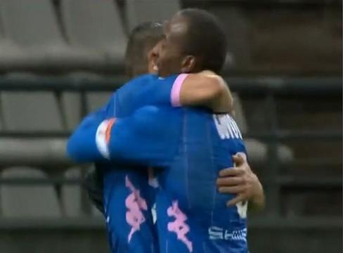 Reims 1-2 Evian TG