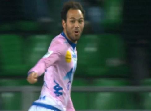 Rennes 0-1 Evian TG