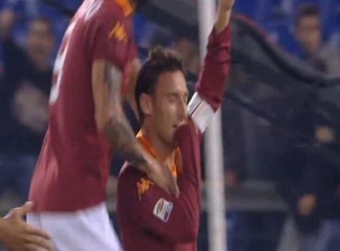 AS Roma 4-1 Palermo