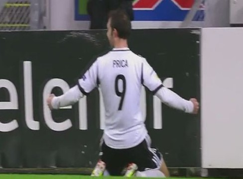 Rosenborg 3-2 Rapid Vienna