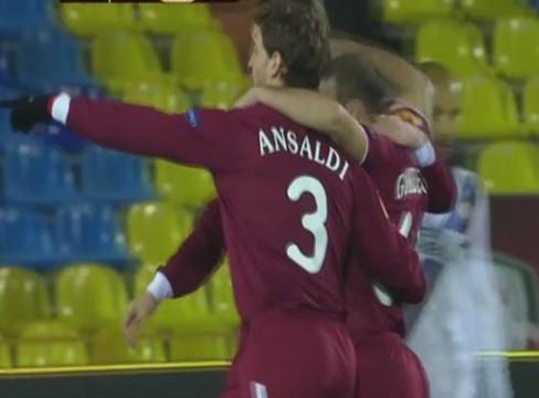 Rubin Kazan 3-0 Inter