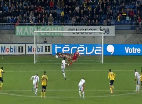 Sochaux 0-1 Nice