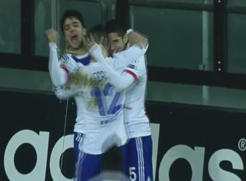 Sparta Prague 1-1 Lyon