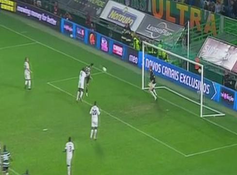 Sporting CP 1-1 Genk