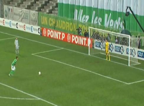 Saint-Etienne 0-0 (5-3) Paris Saint-Germain