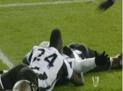 Stoke City 2-1 Newcastle United