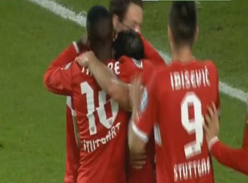 Stuttgart 3-0 St. Pauli