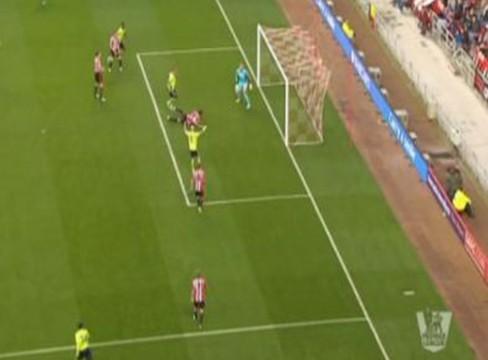 Sunderland 0-1 Aston Villa