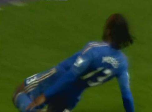 Swansea City 1-1 Chelsea