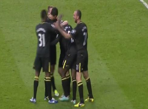 Tottenham Hotspur 0-1 Wigan Athletic  