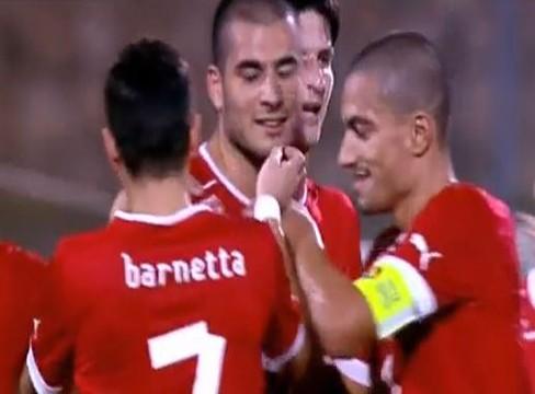 Tunisia 1-2 Switzerland